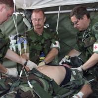 Defensie kampt met tekort aan artsen